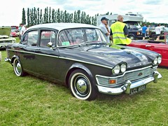 432 Humber Super Snipe Ser,IV (1963) (robertknight16) Tags: humber british 1960s rootes hawk luton lcl168a