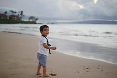 Maui (DodogoeSLR) Tags: maui grand wailea family lei hawaiian sand love beach waters bokeh dof smile sunset nikon nikkor 50mmf14