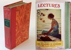 Lectures Pour Tous, Hachette, avr.-sep. 1924 (Kean105) Tags: livresanciens vieuxlivres antiquebooks magazine revue actualité reportage information