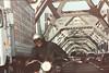 vintage baybridge biker (pat.netwalk) Tags: vintage motorbike biker speed drive baybridge sanfrancisco california copyrightpatrickfrank bildgutch