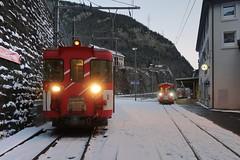 Göschenen - Matterhorn Gotthard Bahn