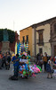 Selling toys while on cell phone (catwommn) Tags: sanmigueldeallende guanajuato gto mexico laparrochia