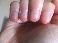 DSCF6300 (ongle86) Tags: sucer ronger ongles doigts mains thumb sucking nails biting fingers licking hand fetish