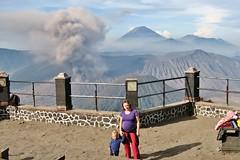 IMG_4047 (JoStof) Tags: indonesia java bromo volcano eruption ash smoke semeru tengger caldera jawatimur indonesië idn