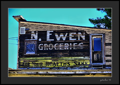 For Your Healths Sake (the Gallopping Geezer '4.2' million + views....) Tags: sign signs signage ghostsign faded worn wall paint painted northernmichigan mi michigan upperpeninsila up smalltown backroads backroad ad advertise advertisement business store product canon 5d3 tamron 28300 geezer 2016