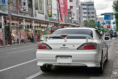 浪速 (williamlfapro) Tags: なにわ naniwa silvia s15 nissan