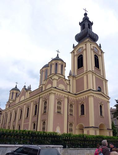 Szarajevó, Szerb ortodox székesegyház