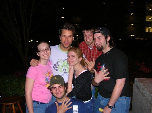 A5 and Dane Cook