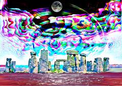 stonehenge (Mr Bultitude) Tags: art nature digital photoshop weird neil manipulation stonehenge carey mrbultitude neilcarey