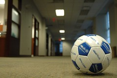 Office Soccer (LarimdaME) Tags: nyc office soccer allianz pimco parl blatent ripoff blatantripoff