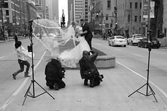 ≡ No Title (Tomošius) Tags: tomaspetkus usa illinois chicago 42dward downtown fujifilmxpro2 fujinonxf18mmf2 street streetphotography documentary city urban bw candid weird straight michiganave human noiretblanc blackandwhite wedding