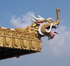 Boudhanath Temple Ornamentation (Gypsy Cowboy) Tags: nepal kathmandu boudhanath