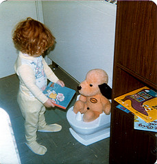 Potty Training, Eilson AFB, Alaska