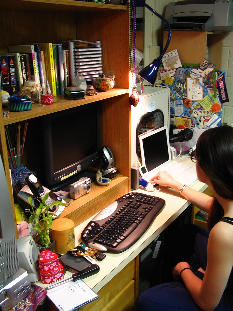 Alisa's Setup