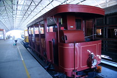 IMG_1982.JPG (lonely radio) Tags: park station lenstagged tram australia steam archer rockhampton canonefs1785mmf456isusm