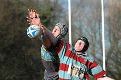 Grasping Hands (frielp) Tags: guildford rugby wimbledon rfc stretch sport lineout nikon d70 70200mm surrey england uk