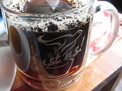 Coffee Cup (Chris Campbell) Tags: wolfville novascotia winter 2005 coffee mug