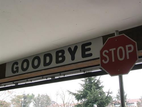 Goodbye Stop