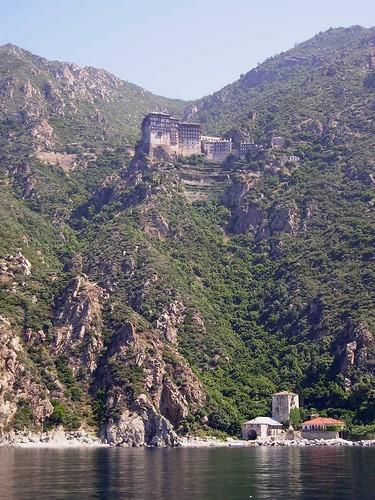 Simonapetras Monastery