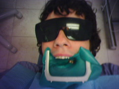 In the Chair (dayan) Tags: syracuse dentist dayan