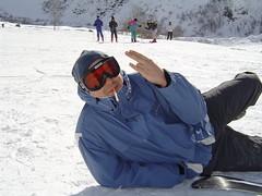 "One of the many ""shockers"" on the trip (breenie) Tags: chamonix 2004 snowboarding theshocker"