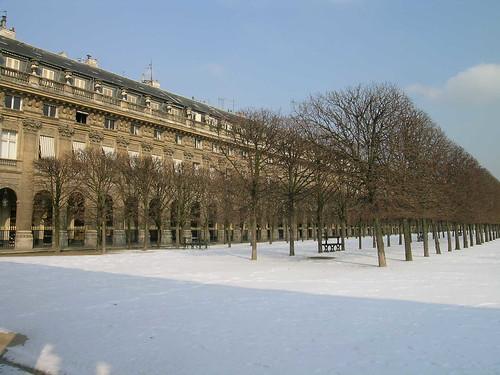 Jardin Du Palais Royal Paris France A Photo On Flickriver