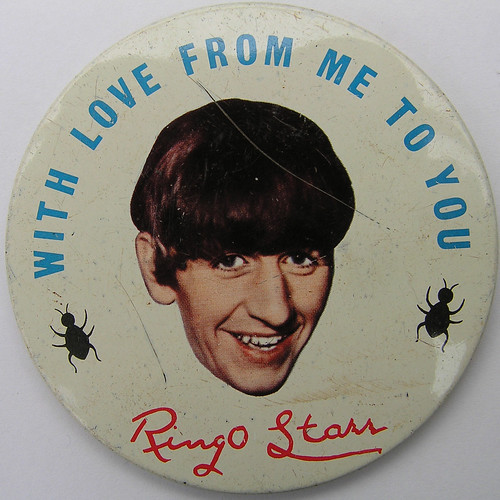 WITH LOVE FROM ME TO YOU | Ringo Starr