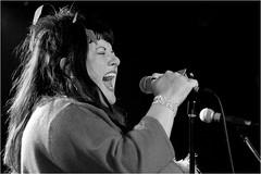 Candye Kane (BlueBreeze) Tags: portrait blackandwhite bw music rock concert nikon d70 live blues singer kane candyekane candye thebiggestgroup