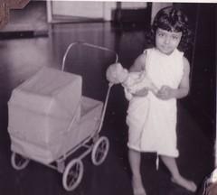 image13 (David Wilmot) Tags: photo blackandwhite india calcutta family early portrait girl doll child children