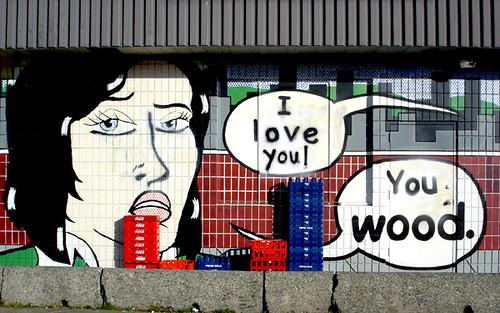 grafit ljubav