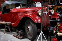 Adler Sport (BlueBreeze) Tags: auto red rot car museum germany zensur oldtimer nocensorship keine adlersport thebiggestgroup keinezensur