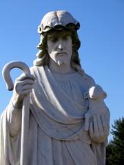 shepherd (mimbrava) Tags: cemetery statue shepherd mimbrava setsculpture