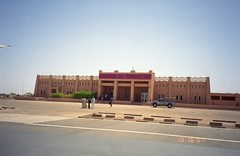 Timbuktu Airport (upyernoz) Tags: mali timbuktu tombouctou
