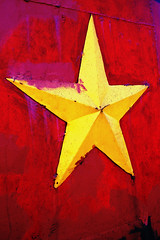 Star flag (iko) Tags: red topf25 yellow geotagged star 100v10f fv5 vietnam fv10 topf111 geo:lat=10009847 geo:lon=105079079 i500