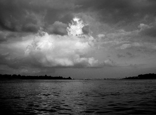 Black & white skies #2
