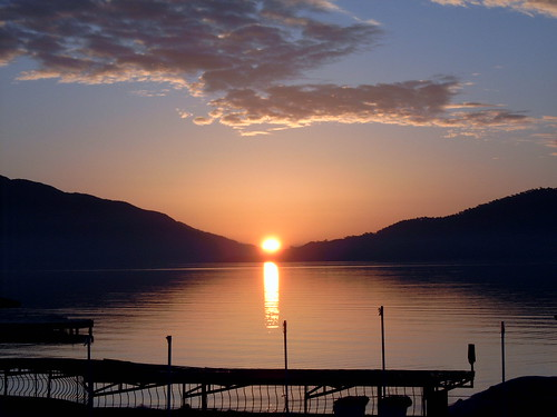 Sunrise at Marmaris
