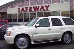 Pimpmobile at the Safeway