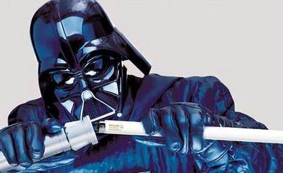Darth Vader bulb