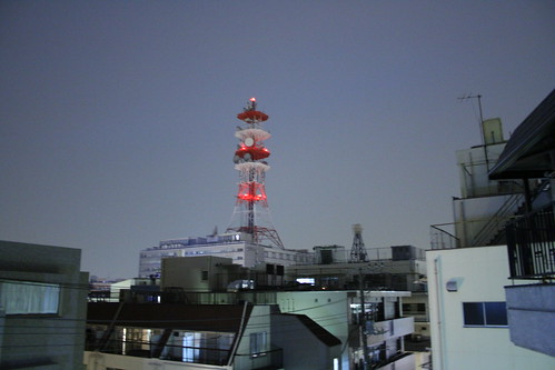 Meguro NTT tower