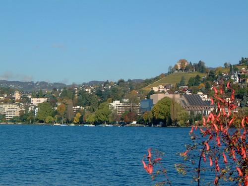 Lac Leman - Montreux Quai