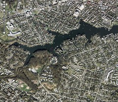 My old neighborhood. Annapolis, Maryland.
