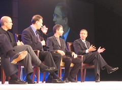Cable panel - Larry Page (google), Brian Rober...