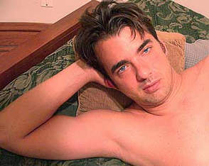 Marc Felion, with Blue Eyes.