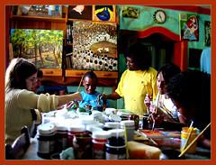 Cultivating Peace (carf) Tags: street children child kid kids streetkids girls boys community hope esperana brazil brasil social art arts peace