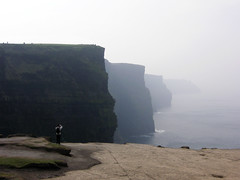 Cliffs of Moher (Cilest) Tags: ireland sea mist misty wow landscape cilest kurt topc50 irland cliffs cliffsofmoher
