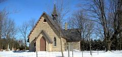 Old Country Church - Rockton Ontario