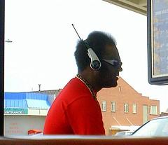 seattle ballard denver red radio headphones sunglasses sonic strangers friends