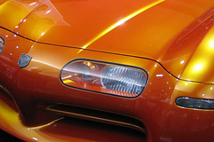 Copperhead (shafnitz) Tags: auto orange car dodge automobiles copperhead