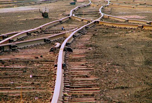 Wobbly Track