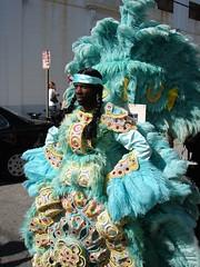 Big Chief, Trouble Nation Mardi Gras Indians